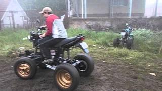 getlinkyoutube.com-quadriciclo caseiro ATV homemade