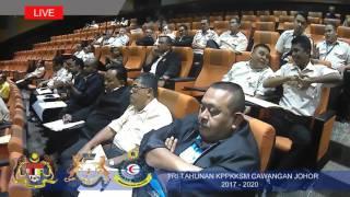 Mesyuarat Agung TRI TAHUNAN KPPKKSM Caw Johor  6 Mei 2017
