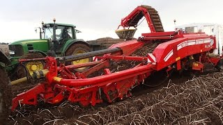 Grimme GT 170 with Double-MultiSep