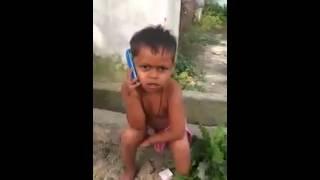 getlinkyoutube.com-Percakapan Anak Kecil Sok Hebat