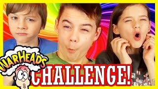 getlinkyoutube.com-WARHEADS CHALLENGE!! | EXTREME SOUR CANDIES! | KITTIESMAMA