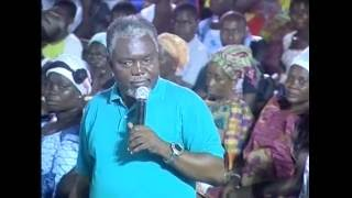 WHAT I DON'T ENTERTAIN IN MY PRESENTS, by Prophet Francis Kwateng
