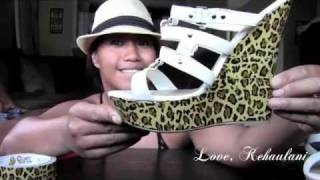 getlinkyoutube.com-HOW TO TURN YOUR HEELS FROM BORING TO BAM USING (DUCKTAPE)