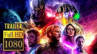 🎥 AVENGERS 4: ENDGAME (2019)   Full Movie Trailer in Full HD   1080p
