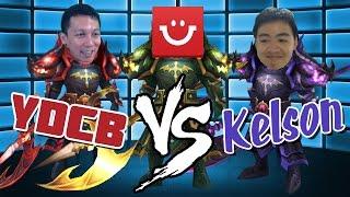 getlinkyoutube.com-YDCB Summoners War - YDCB vs KELSON