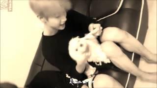 getlinkyoutube.com-[코코부모님TV] Mark Youngjae & CoCo GOT7