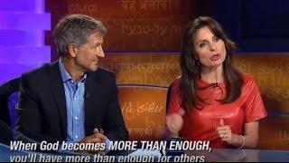 Házasság (1) John & Lisa Bevere - A Házasság Gyógyulása - Sid Roth EZ TERMÉSZETFÖLÖTTI
