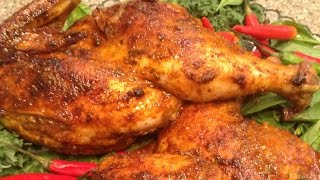 getlinkyoutube.com-Somali Food With A Modern Twist   Roasted Chicken   Cooking With Hafza