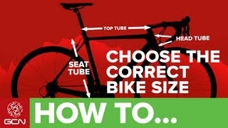 getlinkyoutube.com-How To Choose The Correct Size Of Road Bike Frame