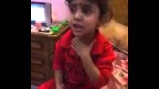 getlinkyoutube.com-بنت عراقية لسانها عسل زعلانة من أبوها