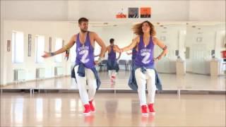 getlinkyoutube.com-Dance Fitness - Nevena & Goran -  Jencarlos Canela - Tu Sombra ft J Balvin