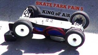 getlinkyoutube.com-RC ADVENTURES - SKATE PARK PAiN 5 - KiNG oF AiR - The MiLE HiGH CLUB
