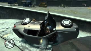 getlinkyoutube.com-GTA IV Gameplay/Commentary [Part 13] - Car Game