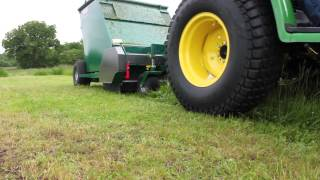 Wessex STC Series Multifunctional Grass Collector