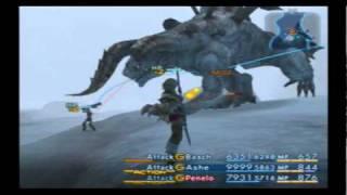 getlinkyoutube.com-Final Fantasy XII Hunt Fafnir