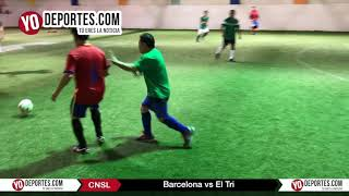 Barcelona vs. El Tri Chicago North Soccer League