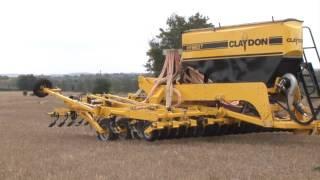 Claydon Drills Hybrid T Range