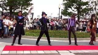 getlinkyoutube.com-【TDS】ヴィランズ・ハロウィーン・パーティー(リクルーティング)2015.9.13