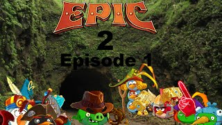 getlinkyoutube.com-Angry Birds Epic 2 Plush Adventures Episode 1: The Adventure Returns