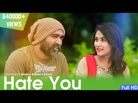 Bangla Natok | HATE YOU | By Mabrur Rashid Bannah Cast: Jon Kabir | Mehazabin Chowdhury