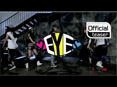 [Teaser] 2EYES(투아이즈) _ Don't mess with me(까불지마)