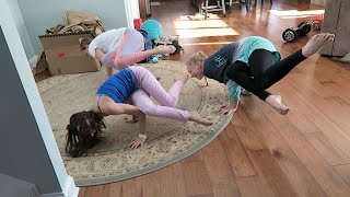 getlinkyoutube.com-Breakdancing Acrobats (WK 264.5) | Bratayley