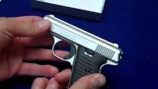 getlinkyoutube.com-Jimenez Arms JA-22 or Jennings J-22 Pistol Review