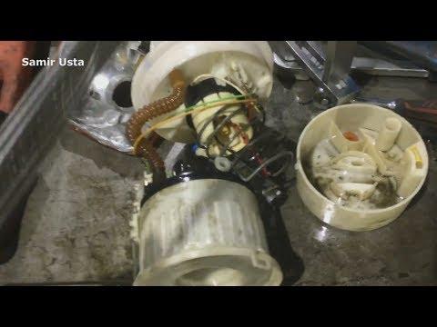 MAZDA 3 замена бензонасоса (топливного насоса)