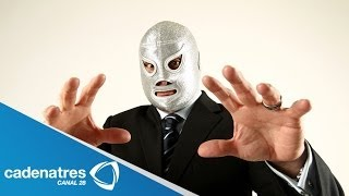 """getlinkyoutube.com-El hijo del Santo y su sobrino se pelean por el titulo de El enmascarado de plata"""""""