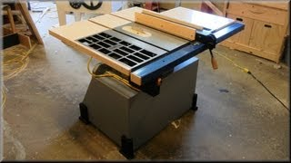 getlinkyoutube.com-Rebuilt Table Saw