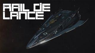 getlinkyoutube.com-Elite Dangerous: Rail de Lance