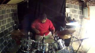 getlinkyoutube.com-John Cena Theme song drum cover