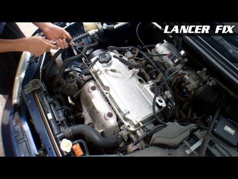 Lancer Fix 1 | Rough Idle/Engine Light/O2 Sensors P0421
