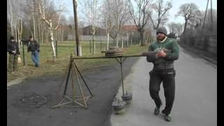 getlinkyoutube.com-Trening Strongman - 27 . 02 . 2016