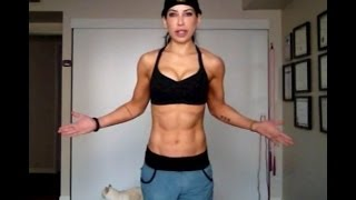 getlinkyoutube.com-Home Workout #43: Jump Rope and CORE HiiT