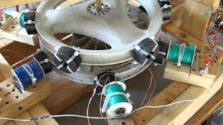 getlinkyoutube.com-Bedini Energizer - 6 Coiler