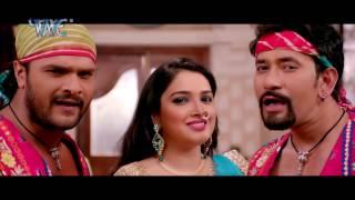 पहली बार एक साथ निरहुआ खेसारी और आम्रपाली का Hot Dance - Doodh Ka Karz - Bhojpuri Hot Songs 2016