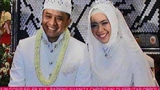 getlinkyoutube.com-Detik-Detik Pernikahan Oki Setiana Dewi dan Ory Vitrio (Romantis)