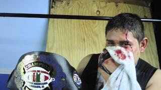 Imperio Azteca el primer campeón de lucha libre ELLMEX