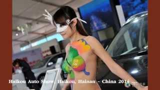 getlinkyoutube.com-Pretty in china motor show (HD1080p)