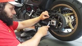 getlinkyoutube.com-Yamaha Tmax 530cc vsnaar vervangen