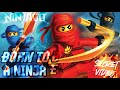 "LEGO NINJAGO Sneak Peek The Fold ""Born To Be A Ninja"" THX FOR 2 MILLION VIEWS!"