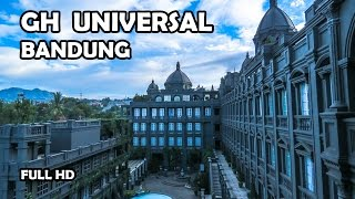 GH Universal Hotel Bandung Video Review