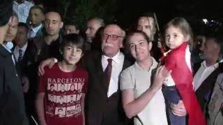 BAKAN NABİ AVCI BİLECİK'TE DEMOKRASİ NÖBETİNDE