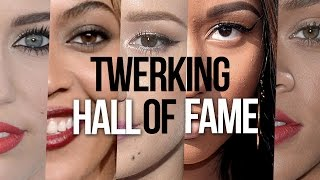 getlinkyoutube.com-7 Celebs in the Twerking Hall of Fame