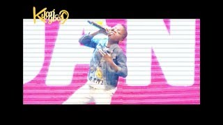 DESTINY BOY  FIRST EVER  APPEARANCE ON STAGE (Nigerian Entertainment)