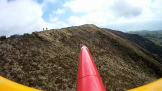 getlinkyoutube.com-Slope flying on Barrosa, Azores