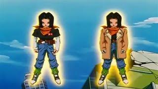 getlinkyoutube.com-Dragon Ball GT - La fusion de los Androides No.17