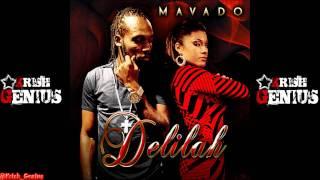 Mavado - Delilah (2Hard Mix)