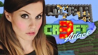getlinkyoutube.com-CRAFT ATTACK 3 ★ [Facecam] Earli Town in Flammen mit Gamerstime ★ Let's Play Minecraft